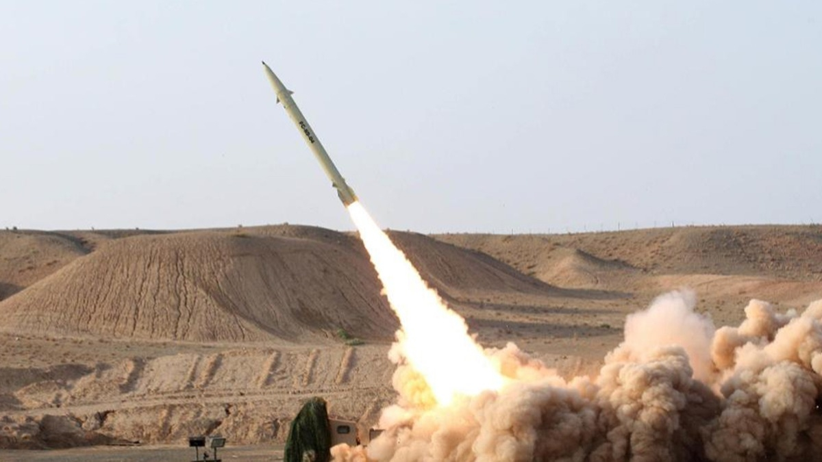İşte ABD üssünü vuran İran füzeleri ve özellikleri
