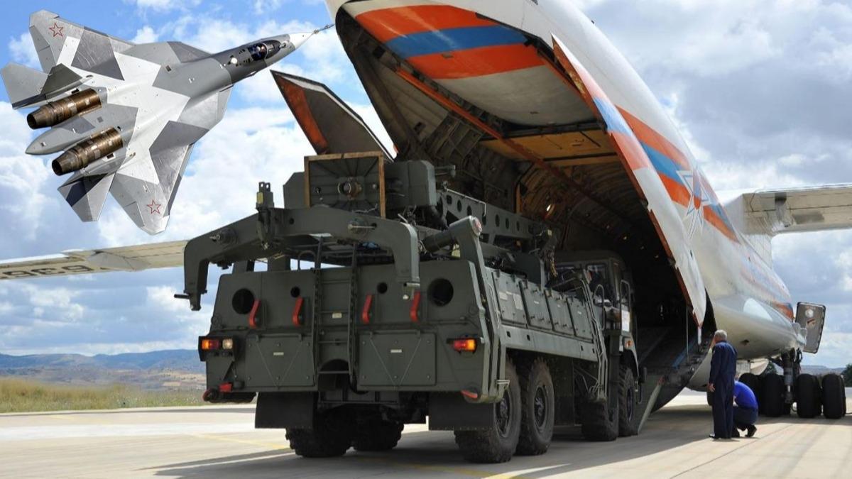 S-400 ve Rusya'dan jet alımına ilişkin kritik açıklama: Nisan-Mayıs gibi gerçekleşecek