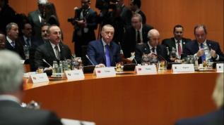 Berlin'de kritik Libya Zirvesi