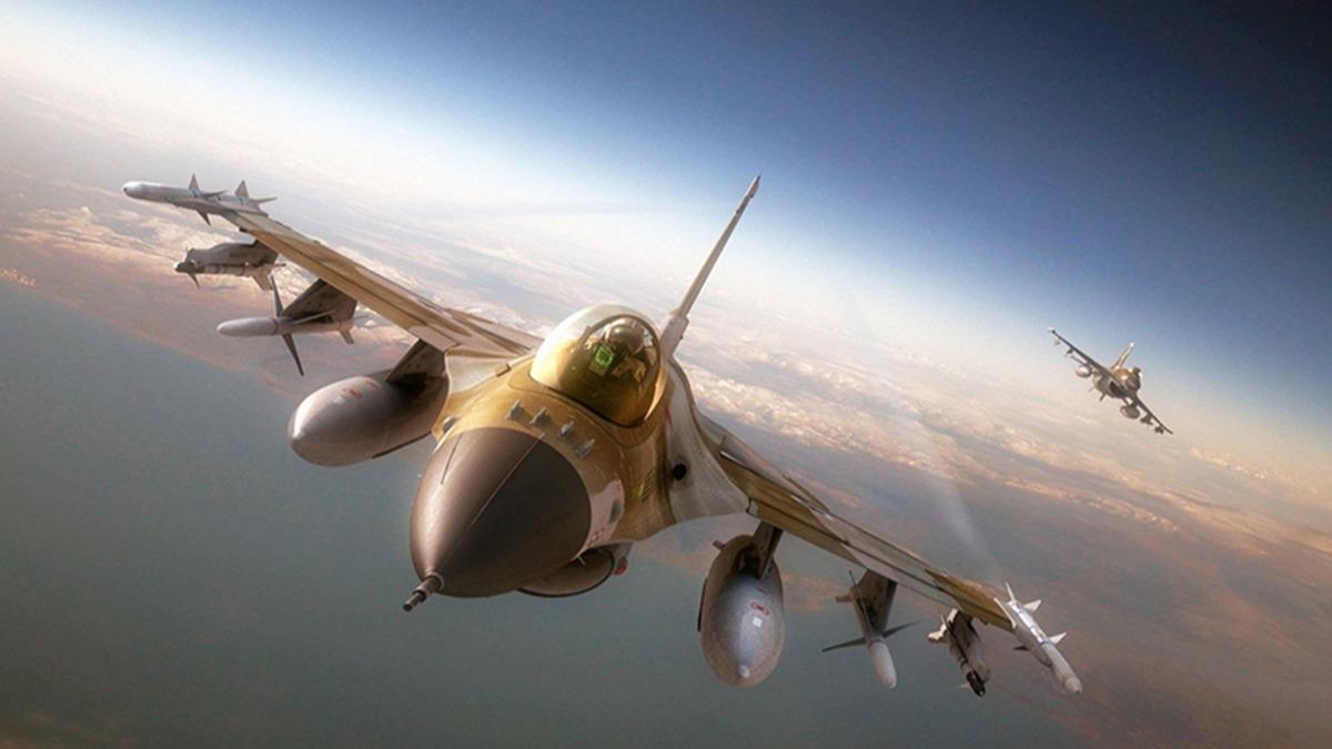 ABD İsrail'e F-16 sattırmadı! O ülkeden uçak alımı için yeni hamle