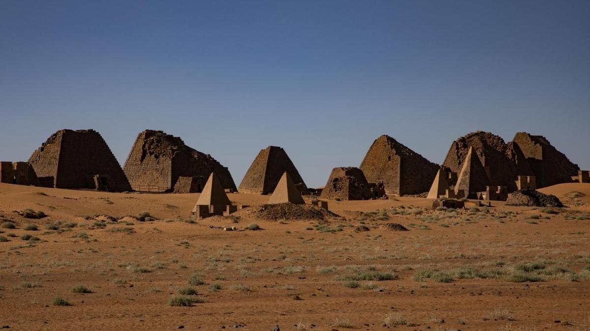 Çölün ortasındaki saklı hazine: UNESCO koruması altında, tam 2 bin yıllık...