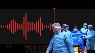 Çin'deki Koronavirüsü ile ilgili korkunç ses kaydı basına sızdı