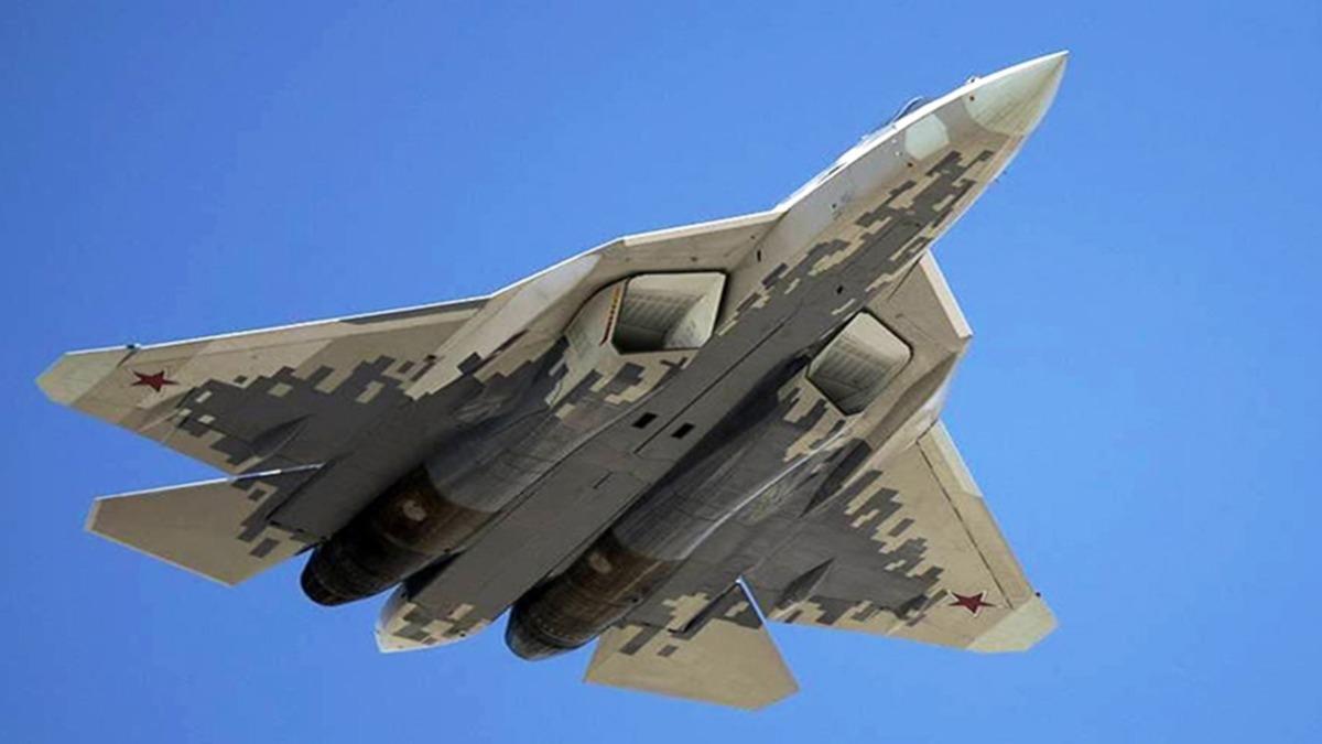İşte Türkiye için de konuşulan Su-57