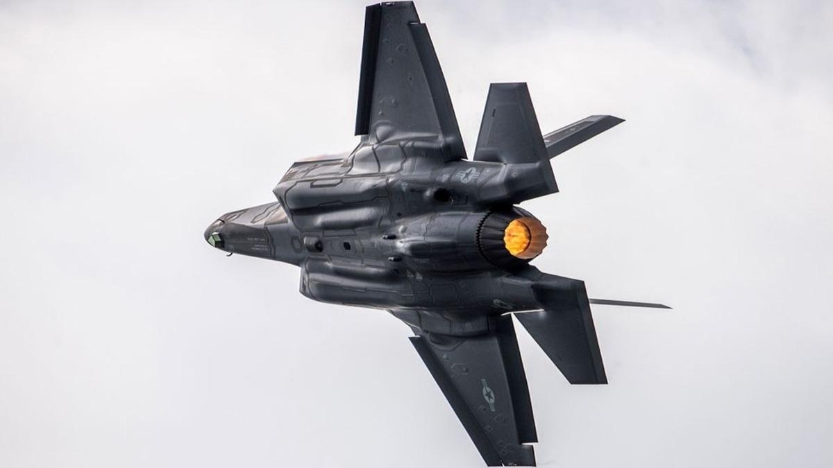 F-35 için kritik aşama! Yeniden tabi tutuldu