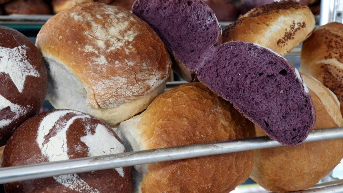 Birçok hastalığa iyi geliyor... 5 liraya doğal ilaç: Mor ekmek
