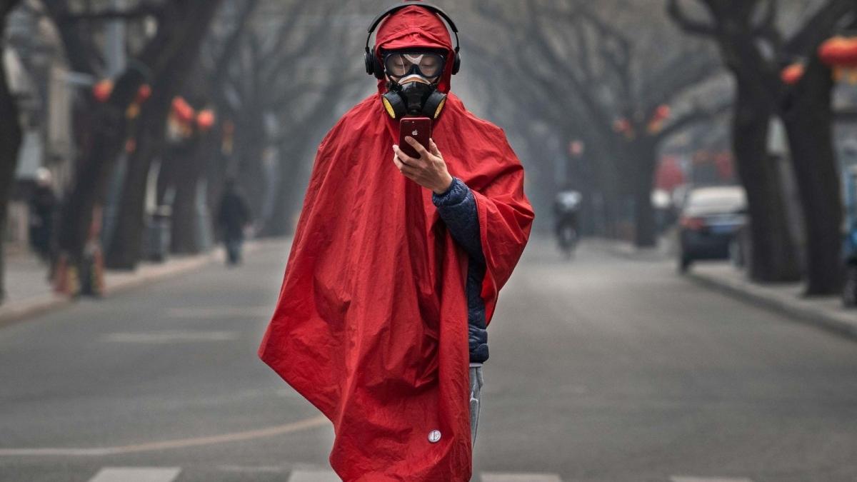 İnsanlık tarihinin en büyük karantinası: Çin'den manzaralar