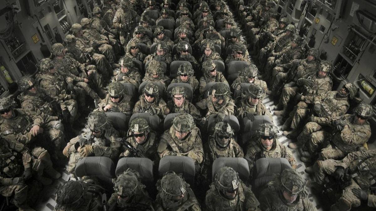 Büyük savaşın hazırlığı mı? 37 bin asker Rus sınırına dayanıyor