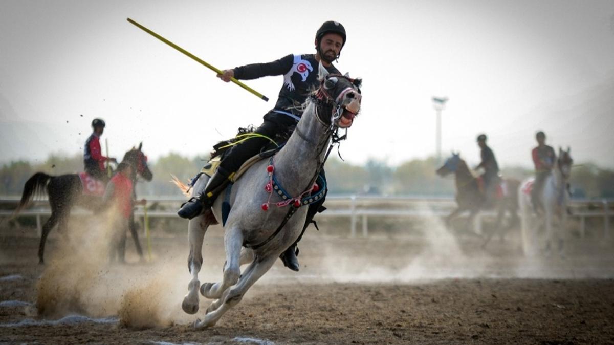 Ata sporu atlı cirit UNESCO yolunda