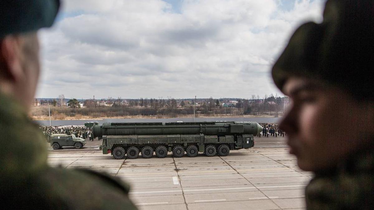 Rusya'dan ABD'ye misilleme: Termonükleer kıtalararası füzeler hazır