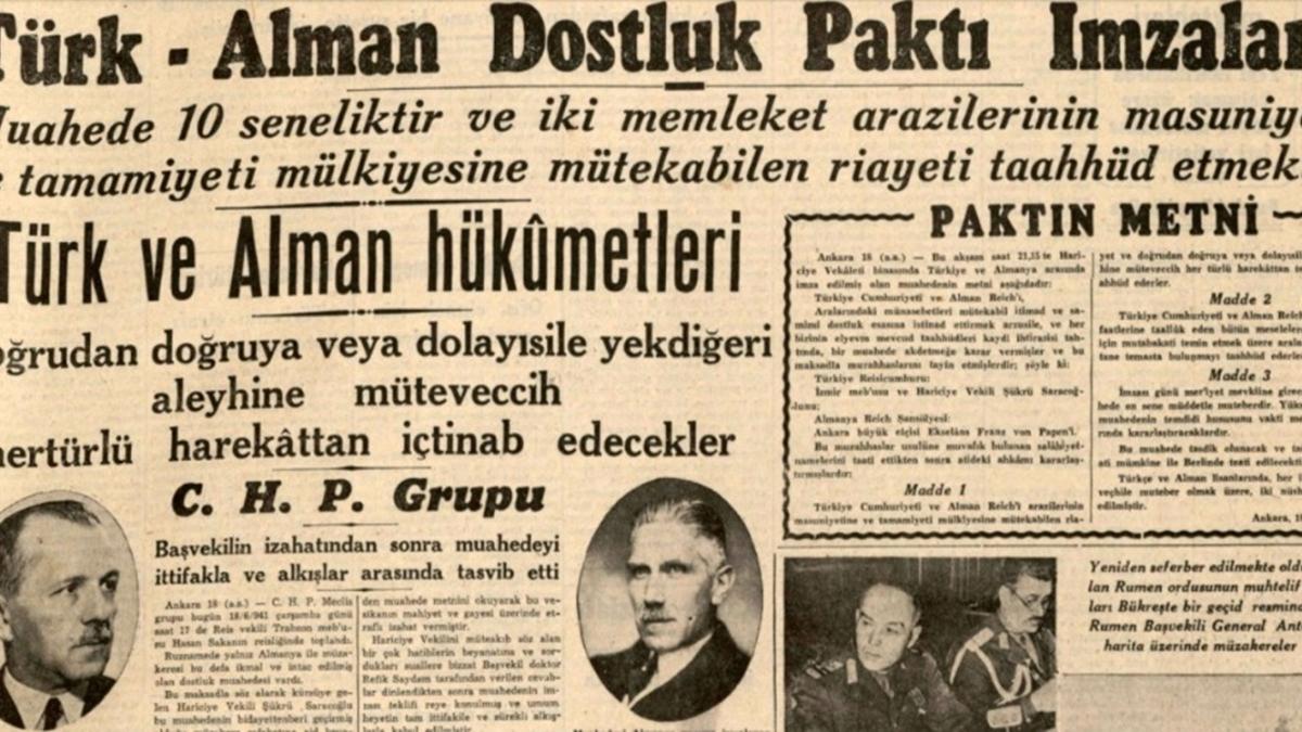 1928-1942 yılının dikkat çeken olayları! Tarihi arşiv erişime açıldı
