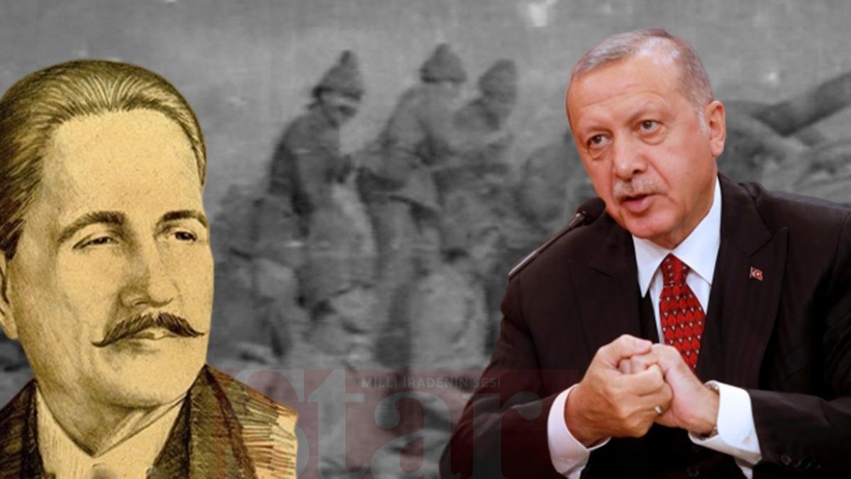 Başkan Erdoğan Pakistan da hatırlattı  İşte Muhammed İkbal ve Çanakkale çağrısı