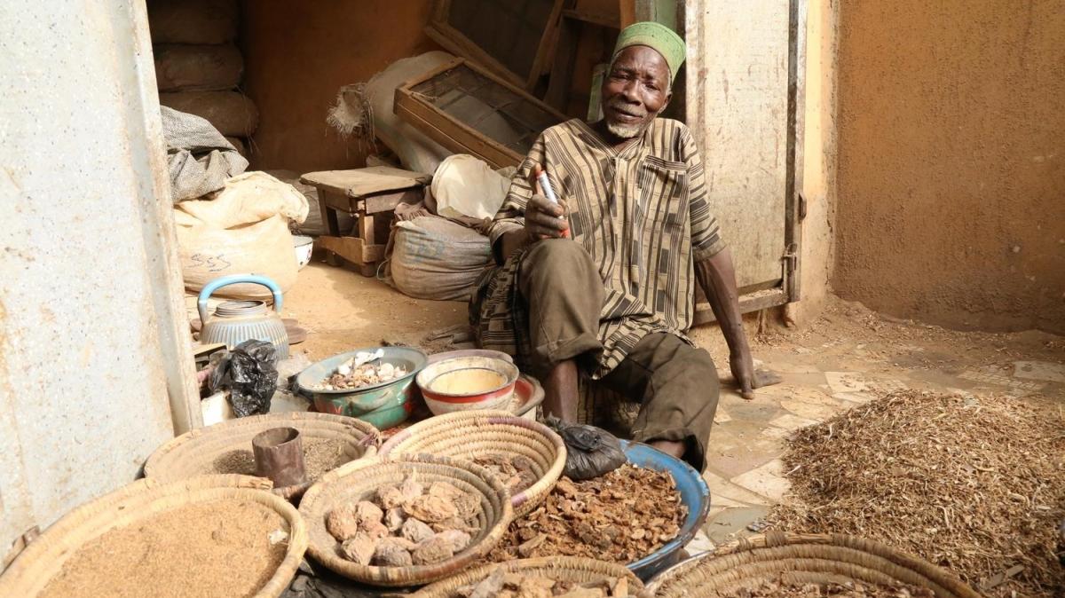 Batı Afrika'nın tarihi kenti 'Kano'