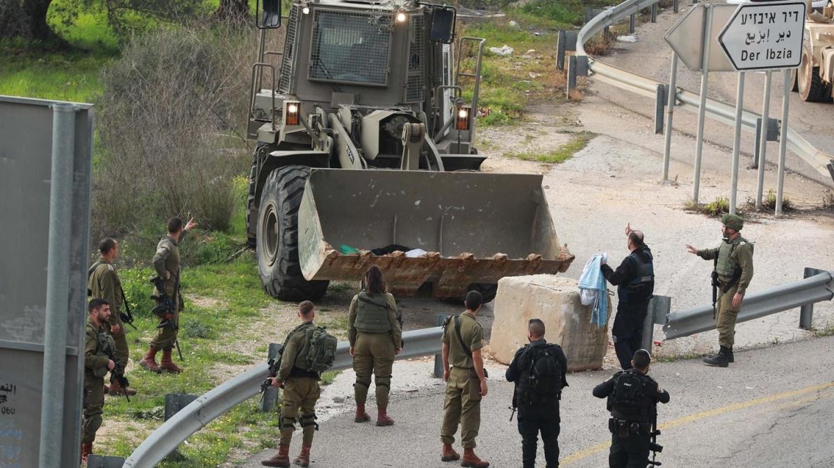 İsrail güçleri Batı Şeria'da bir Filistinlinin cesedini buldu