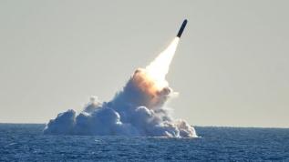 Ömrü uzatılan Trident II test edildi