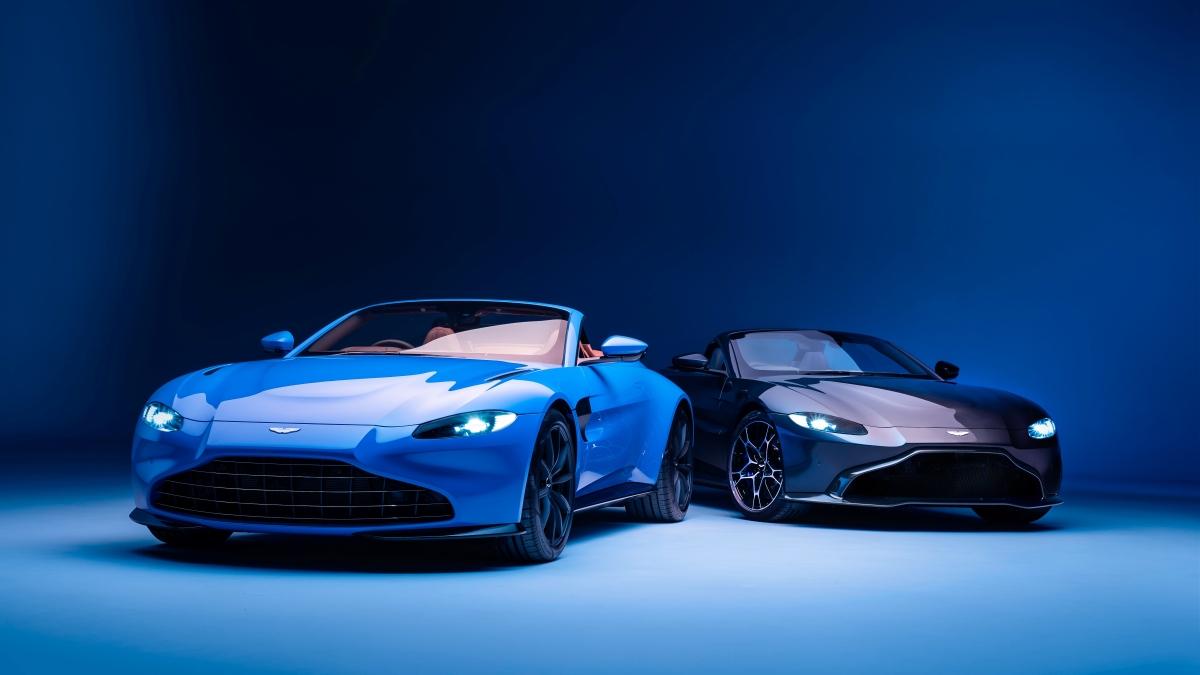 Aston Martin, yeni Vantage Roadster'i tanıttı