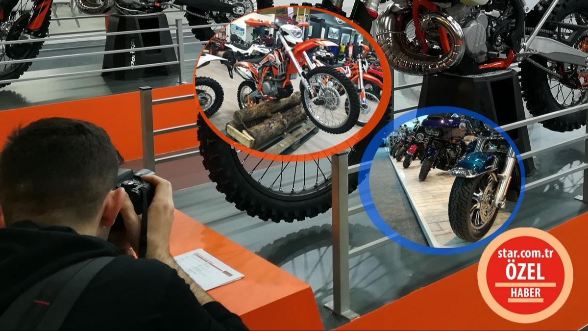 Yamaha, Honda, Ducati, Harley… Motobike İstanbul kapılarını açtı