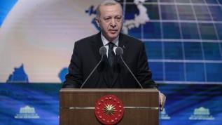 Başkan Erdoğan, Cumhurbaşkanlığı Millet Kütüphanesi Açılış Töreni'nde katıldı
