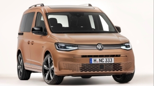 """Volkswagen Caddy, yeni platforma kavuştu """"İsviçre çakısı yenilendi"""""""