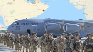 ABD'nin 'çekiliyoruz' aldatmacası... Asker ve silah yığacak