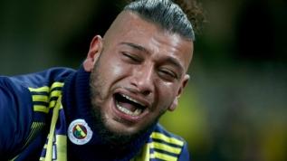Mağlubiyetin ardından böyle ağladılar