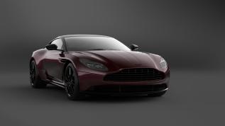 Aston Martin DB11 V8 Shadow Edition tanıtıldı