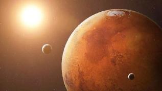 Mars'ta uzaylı sığınağı bulundu!