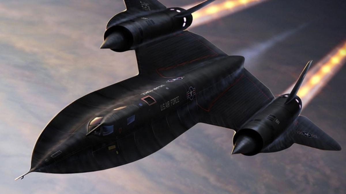 1976'dan beri rekoru kırılamadı! İşte dünyanın en hızlı uçağının sırrı