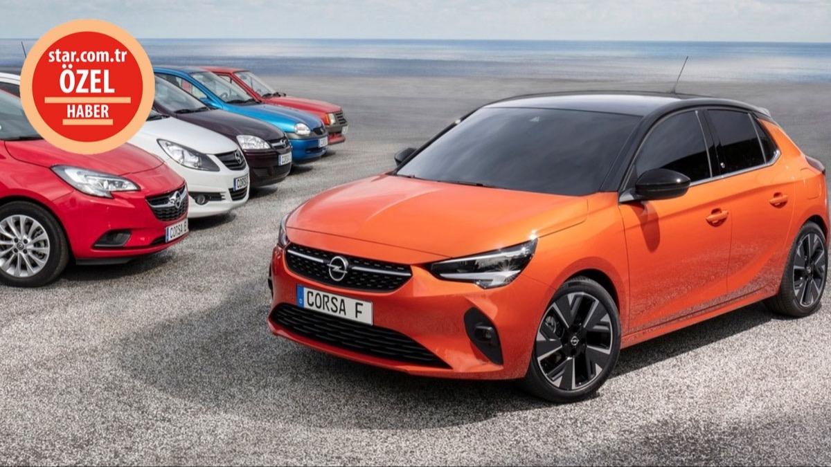 Yeni Opel Corsa'nın Türkiye fiyatı açıklandı