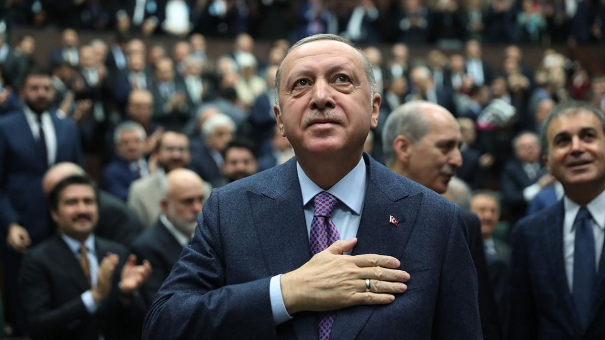 Cumhurbaşkanı Recep Tayyip Erdoğan'ın yaşamı ve siyasi kariyeri