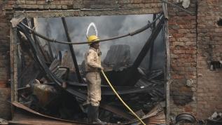Yeni Delhi'de protestolar sürüyor... 4 günde 20 kişi öldü!