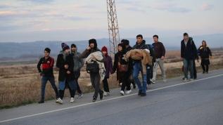 Düzensiz göçmen hareketliliği arttı