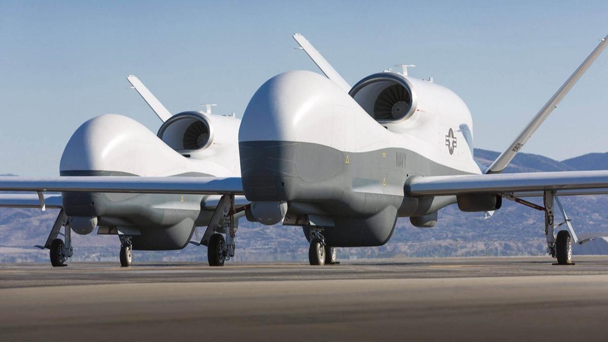 ABD devinde telaş! MQ-4C Triton için yüzünü Avustralya'ya döndü