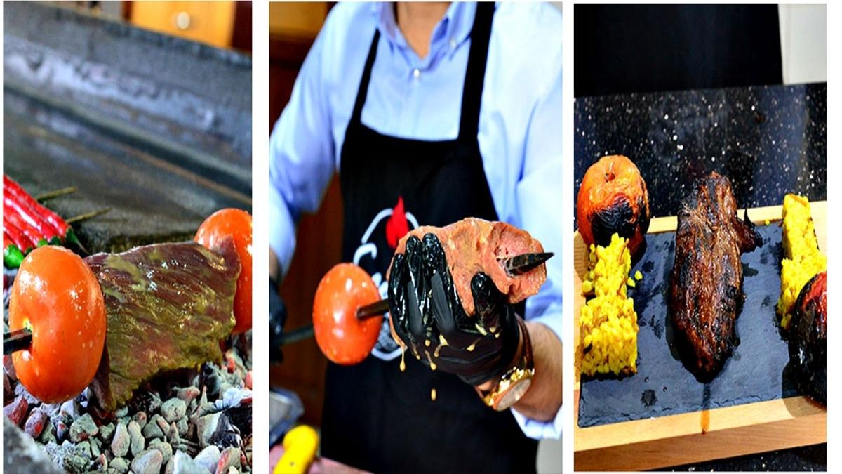 Gastronomi dünyasının yeni gözdesi: 'Göbeklitepe kebabı'