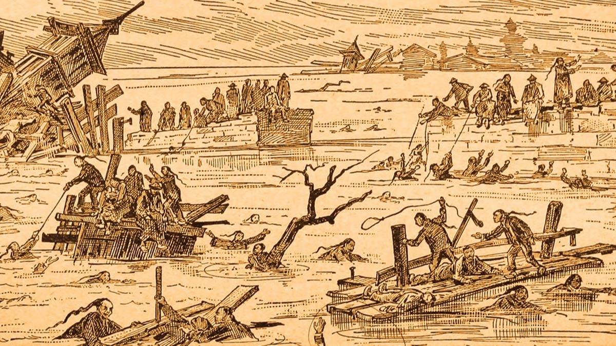 Bilim insanları korkunç rakamı açıkladı: 1642'de 300 bin kişi öldü