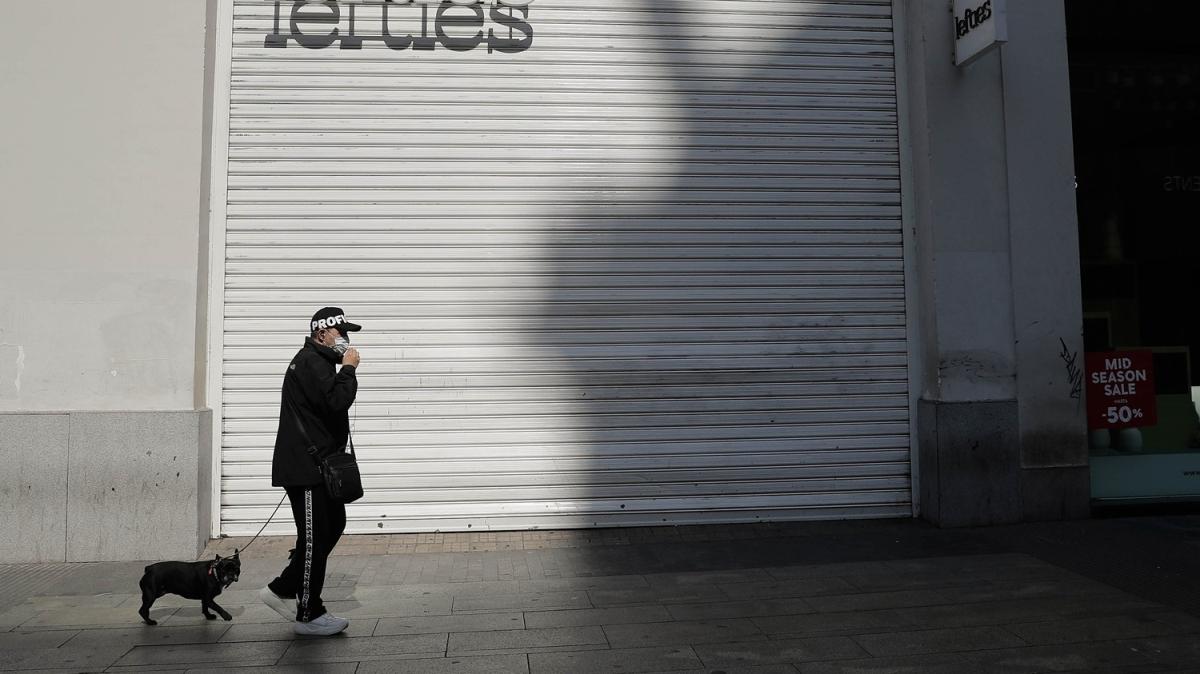 Olağanüstü hal ilan edilmişti: İspanya'da koronavirüs tedbirleri