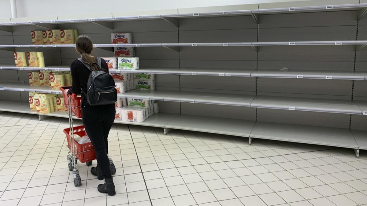 Başkent Moskova'da Kovid-19 endişesi