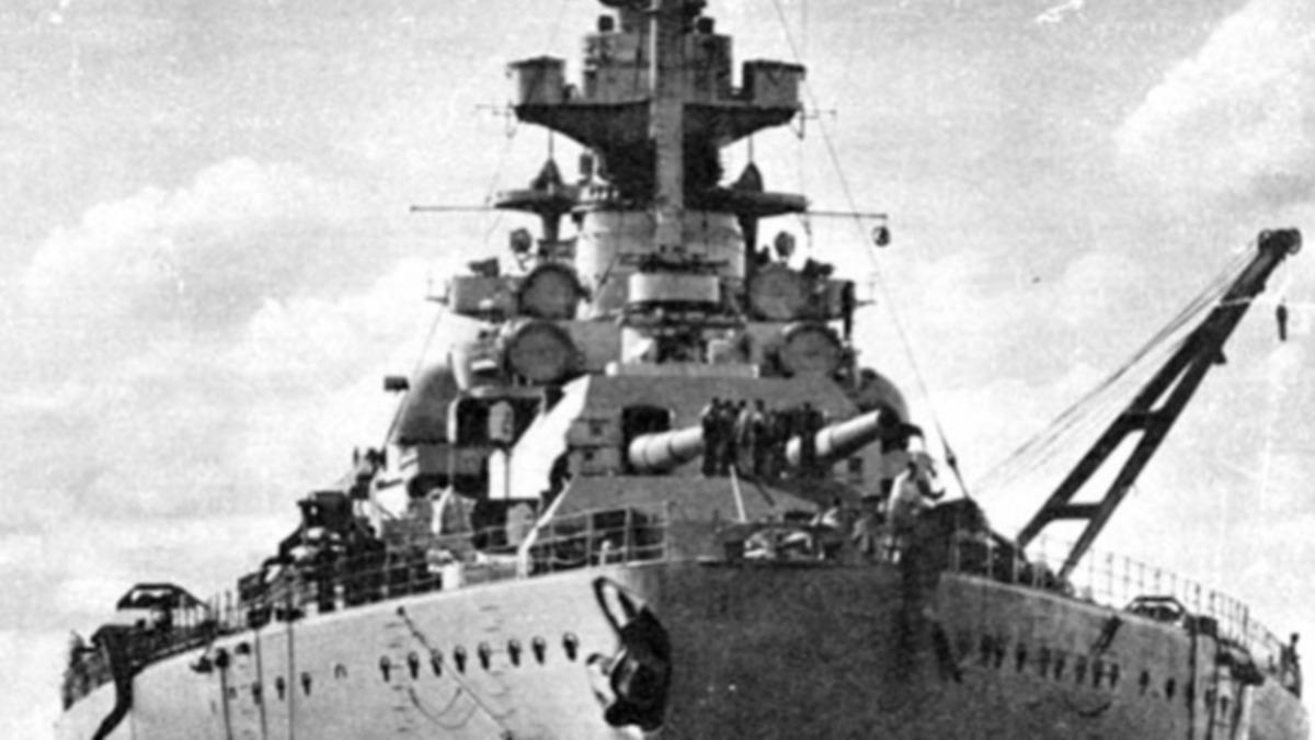 Tarihin en sağlam savaş gemisi: Bismarck efsanesi
