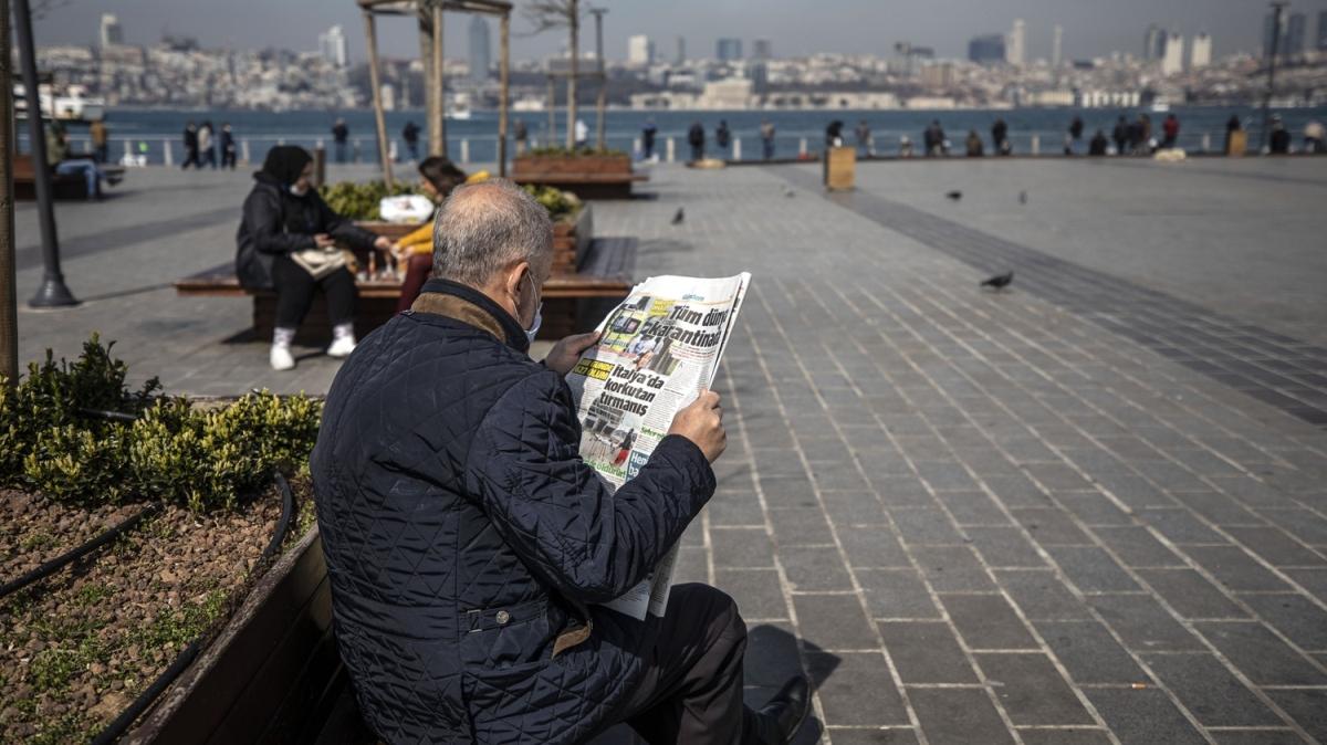 İstanbullular 'evde kal' uyarılarına kısmen uydu