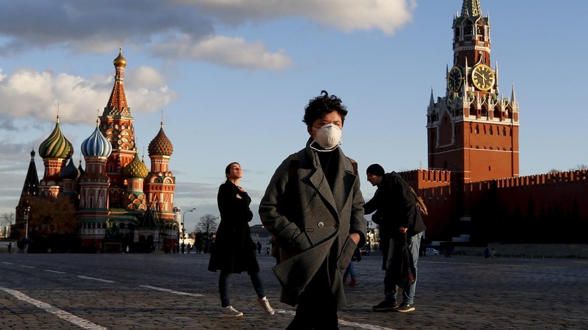 Rusya'da yeni tip koronavirüs 54 kişide daha tespit edildi, toplam vaka sayısı 253'e ulaştı