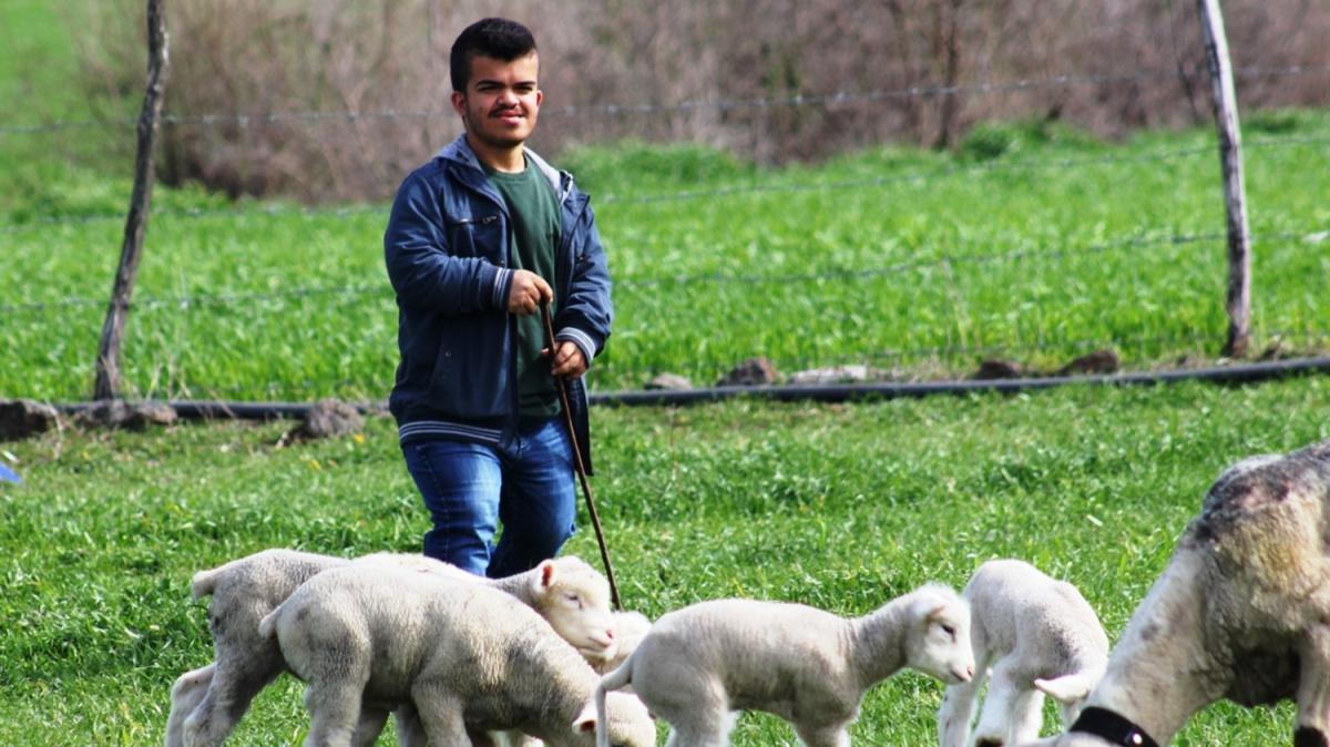 131 santimetrelik Mehmet'in hayallerine devlet desteği
