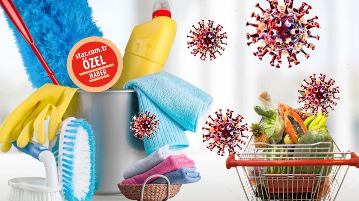 Uzmanından tavsiyeler: Evde koronavirüse karşı alınması gereken önlemler