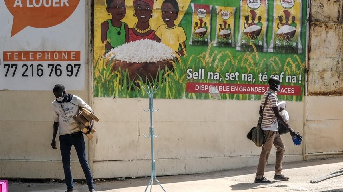 Senegal'de koronavirüs tedbirleri