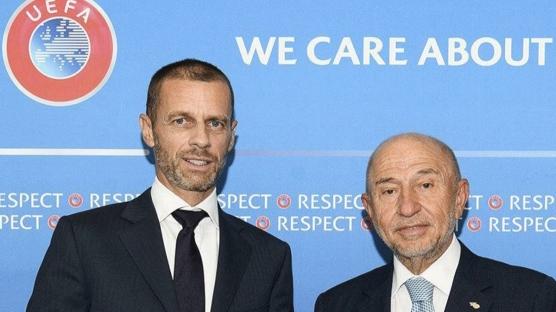UEFA Başkanı Ceferin: 'Futbol eskisi gibi olmayacak ve en geç haziranda başlıyoruz'