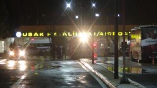 KKTC'den gelen 130 kişi Uşak'taki karantinaya alındı