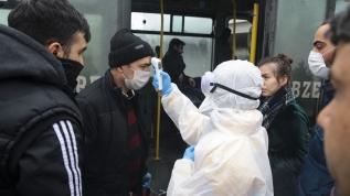 İstanbul'un tüm giriş ve çıkışlarında koronavirüs denetimi