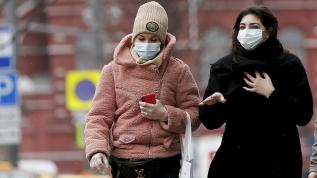 Rusya'da Kovid-19 salgını nedeniyle önlemler artıyor