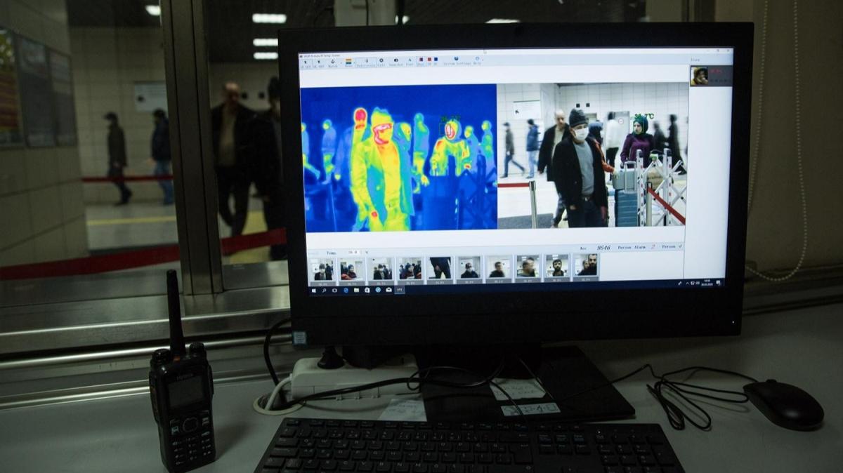 Marmaray'da termal kontrol
