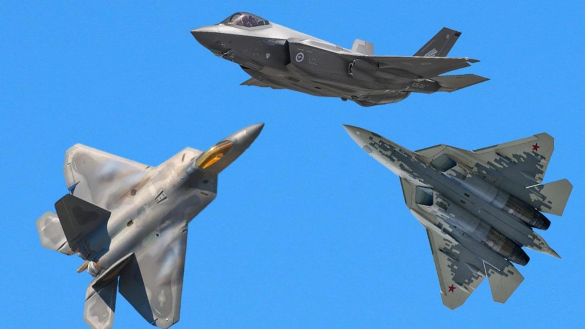 Suhoy yetkilisinden Su-57, F-35 ve F-22 karşılaştırması: Daha üstün çünkü Batı için bu kabiliyet şart değil
