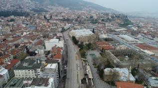 Türkiye'nin sokaklarında koronavirüs sessizliği