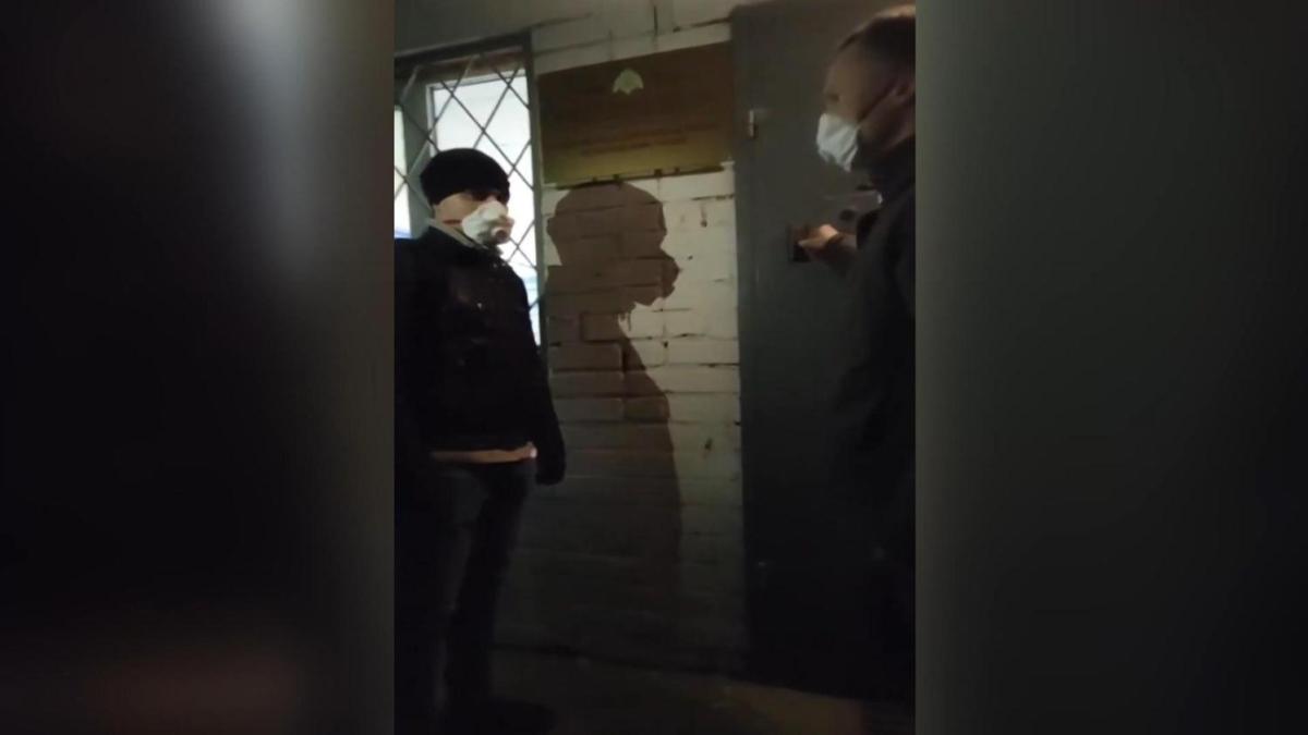 Rusya'da Tabipler Birliği Başkanı'na koronavirüs gözaltısı